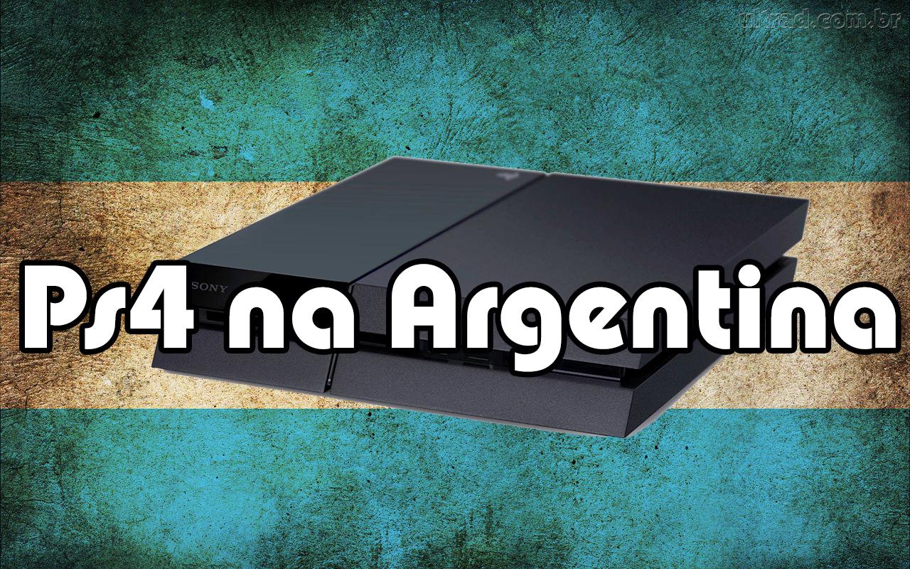 Playstation 4 na argentina ponto dll for Papel de pared argentina