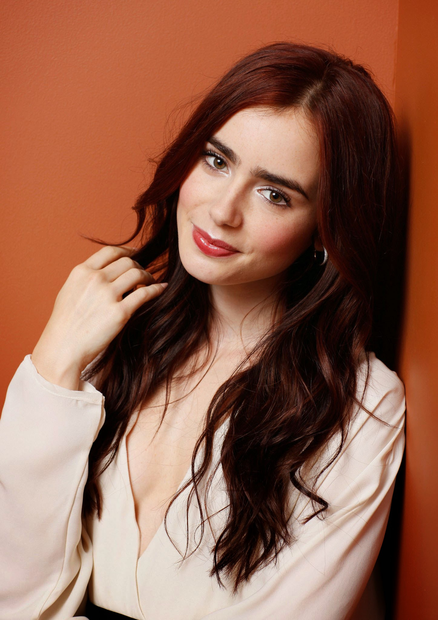 Lily Collins summary | Film Actresses