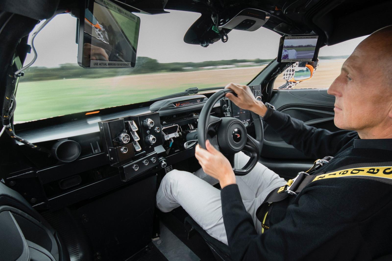 2019 - [McLaren] Speedtail (BP23) MclarenMule2