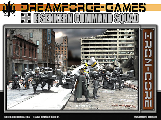Eisenkern Command Squad Incoming!