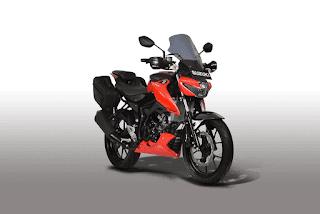 Suzuki GSX-S150 Touring, Motor Sport Murah untuk yang Suka Tour