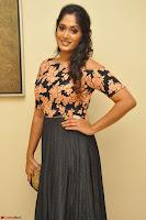 Sowmya Venugopal in Anarkali Dress at Kalamandir Foundation 7th anniversary Celebrations ~  Actress Galleries 029.JPG