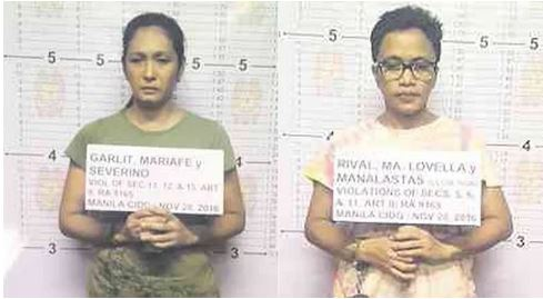 Former Beauty Queen, Now a Drug Queen: Ex-Binibining Pilipinas Contestant and Lesbian Girlfriend Arrested in Manila Drug Buy-Bust Operationhttps://www.facebook.com/kamicomph/posts/711767105667781