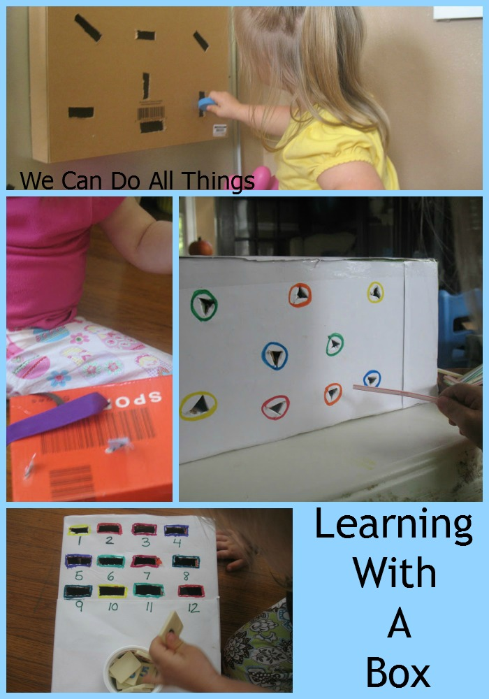 We Can Do All Things: Learning With A Box