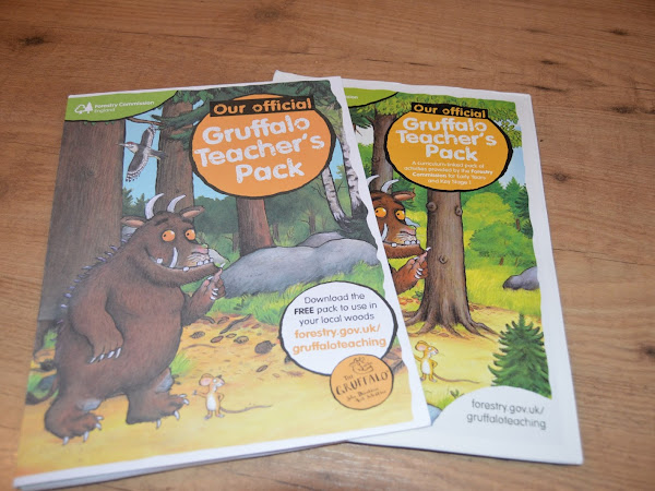 Official Gruffalo Teacher's Resource Pack