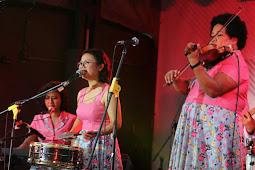 Menikmati Senja dan Musik Jazz Bersama Nonaria di Loenpia Jazz 2018