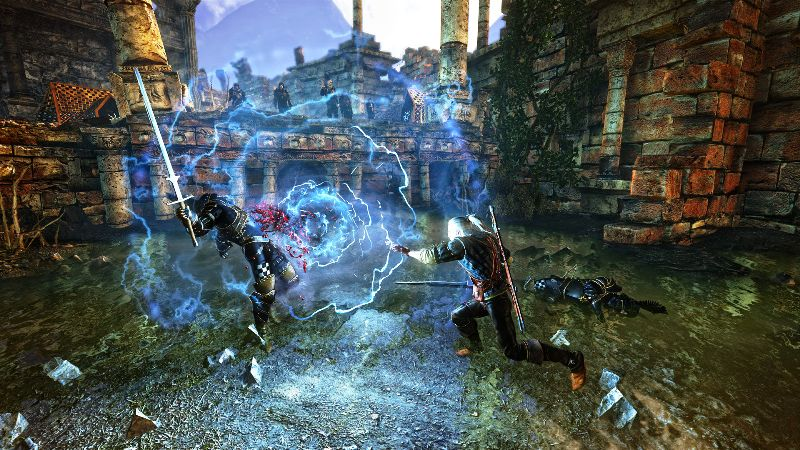 The Witcher 2 ScreenShot 2