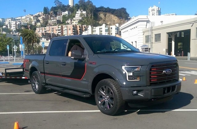 2016 Ford F150 Special Edition