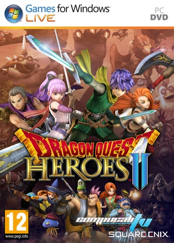 Dragon Quest Heroes II Explorers Edition PC Full Español