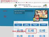 how to make a voter id card online