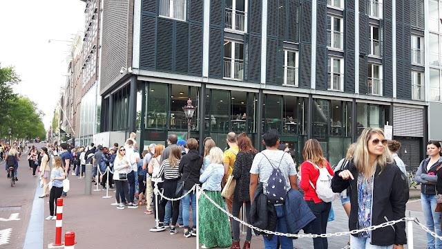 Online Tickets für das Anne Frank Haus kaufen