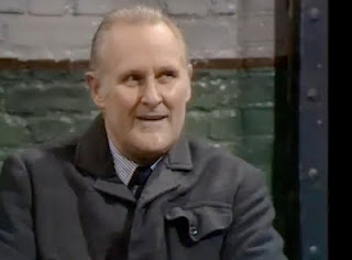 Peter Vaughan as 'genial' Harry Grout in 'Porridge'