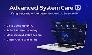 Advanced SystemCare Pro 12.2.0.315 Multilingual