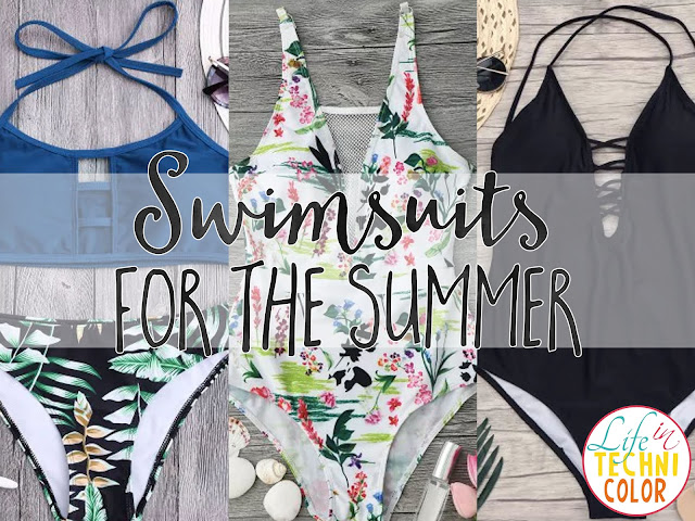 Zaful Swimsuits for the Summer