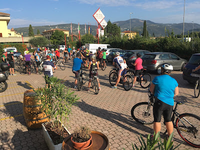 cycling valpolicella wine route veneto verona italy bike shop