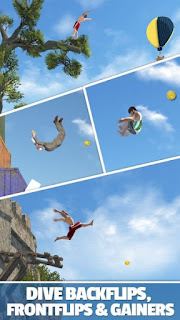 Download Flip Diving Mod Apk Unlimited Money Coins Hack For Android