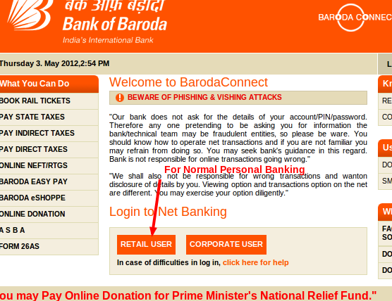 Icici Personal Banking Number