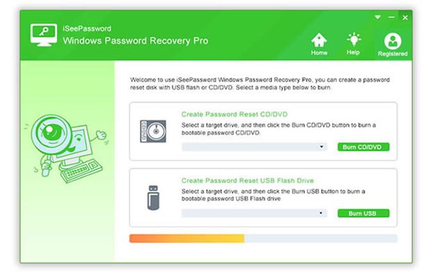 Prepare USB Drive