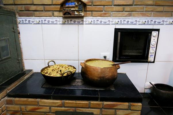 Meu Chá de Panela (Decoração) Roça Mineiro Nitielle Mendes Comidas