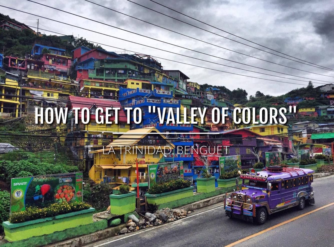 how to travel to baguio from manila