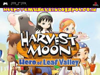 Tentang Part Time Work (Kerja Paruh Waktu) Harvest Moon Hero Of Leaf Valley