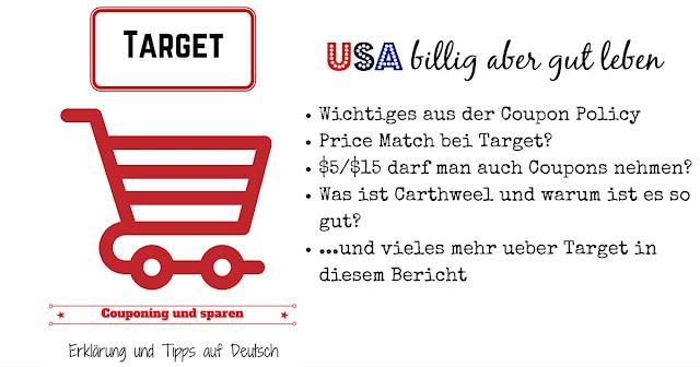 Finde hier tipps fuer deinen Shopping tripp bei Target