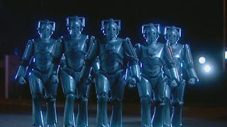 Doctor Who The Rise of the Cybermen