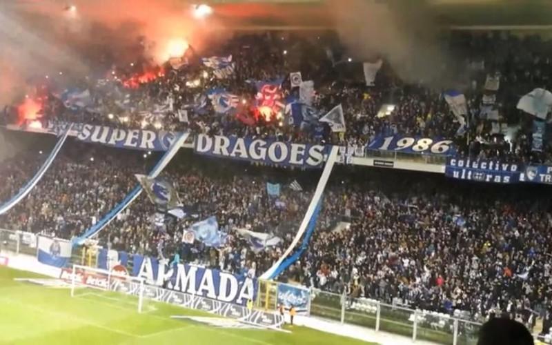 «O FC Porto sobreviveu à batalha do Bessa com uma importante vitória por  1-0 9daf4ea5f366c