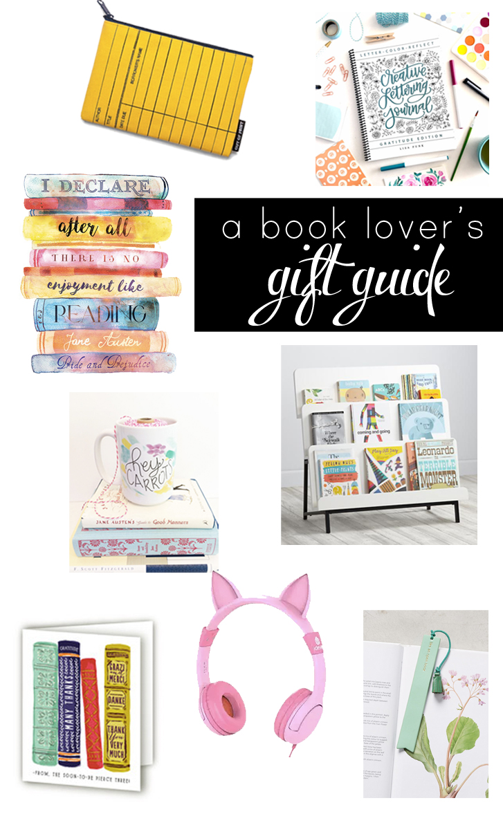 The perfect picks for all the bookworms on your list!