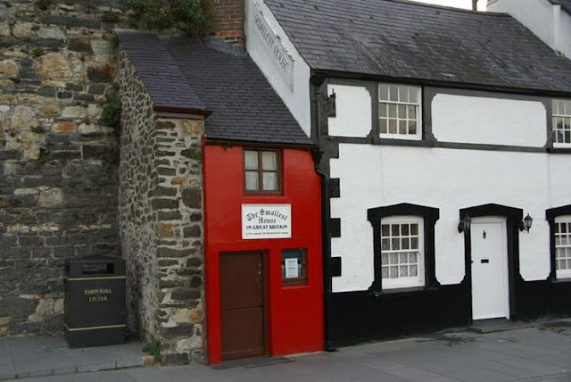 La casa più piccola del Galles