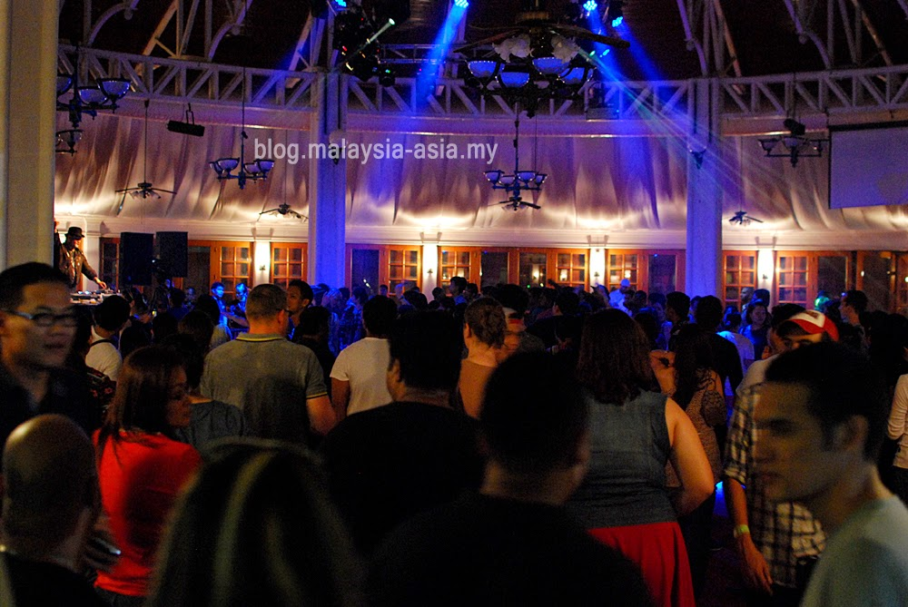 After Party Borneo Jazz Festival
