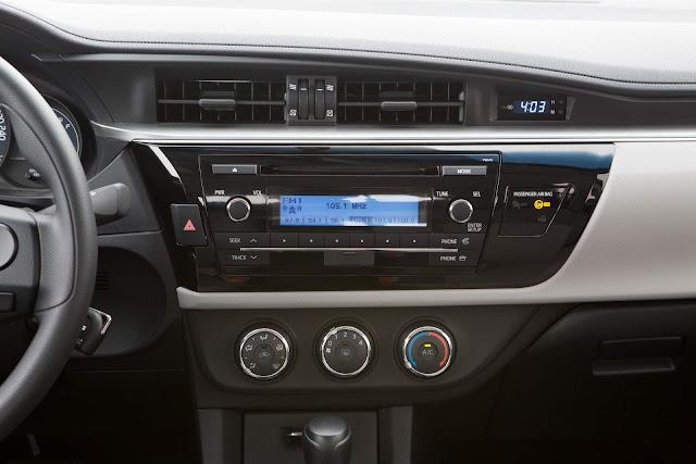 Corolla GLi 2014 a 2017: recall para câmbio CVT - Brasil