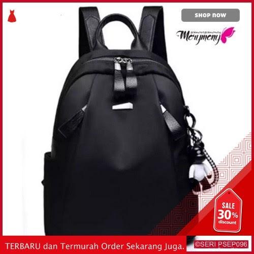 ION650 TAS MAROON Ransel Backpack Murah