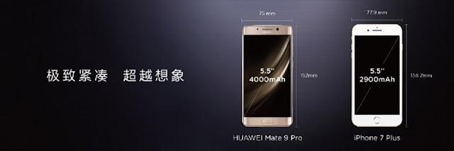 Huawei Mate 9 Pro chính thức ra mắt, camera kép, giá 686 USD