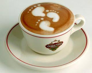 Café para podólogos