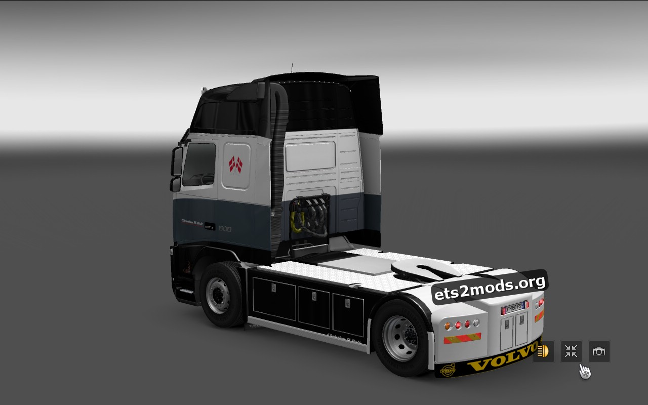 Christian B.Holt Skin for Volvo 2009 by Ohaha