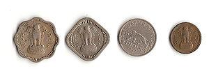 ऐतिहासिक भारतीय सिक्के