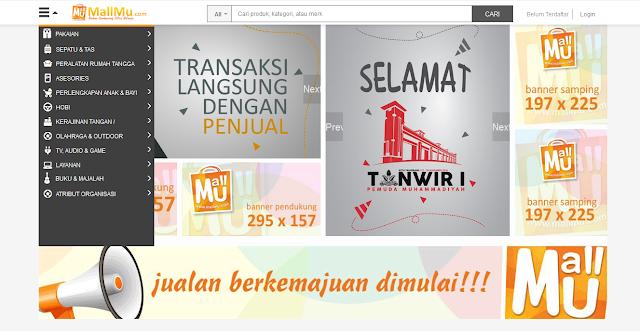 MallMu Situs Jual Beli Asli 1000% Milik Indonesia mbloogers.com