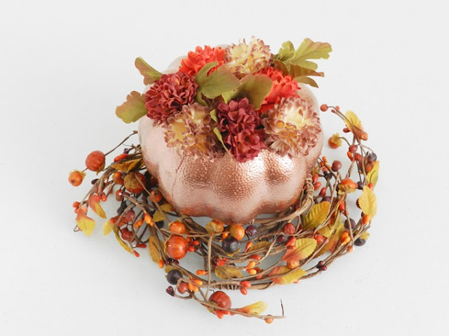 Copper Pumpkin Home Decor: grow creative blog