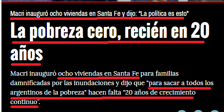 INUNDACIONES, 20 AñOS