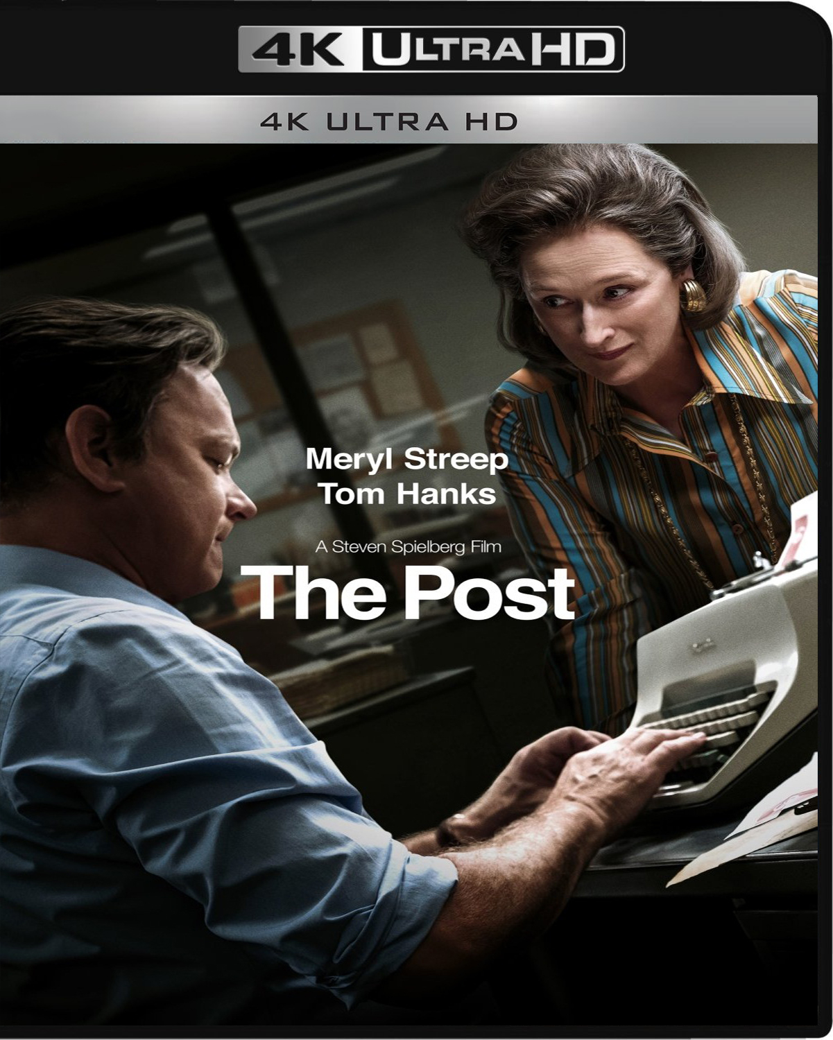 The Post [2018] [UHD] [2160p] [Latino]