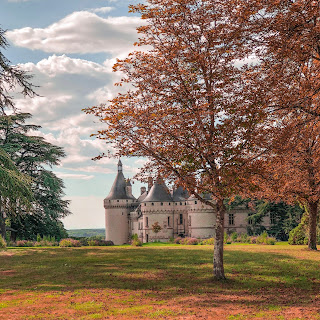The New Blacck - Orléans - Blog - Chaumont sur Loire - Extérieur - automne