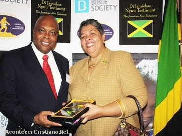 Nuevo Testamento en dialecto Patois de Jamaica