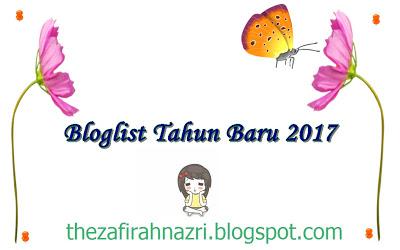 Bloglist 2017