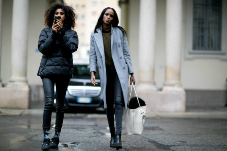 tumblr inspiration - fashion friends