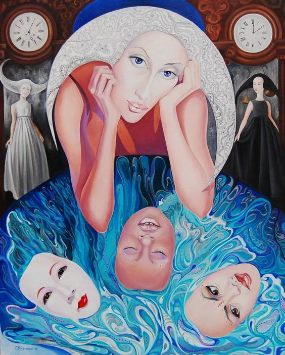Art of the Day - Tatyana Binovska www.toyastales.blogspot.com
