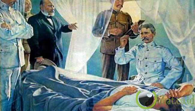 Stubbins Ffirth (Demam Kuning Vomit-Minum Dokter)