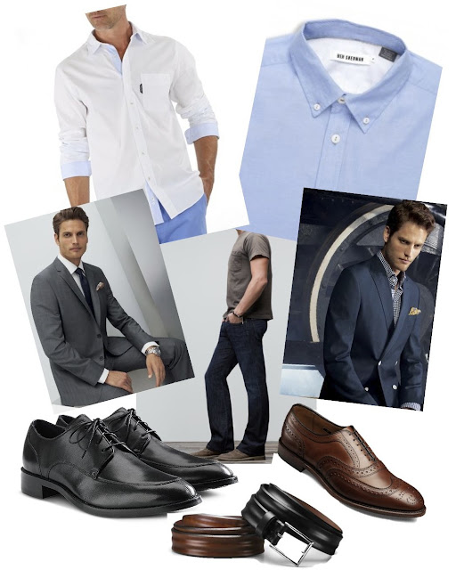 Top 5 Items that should be in every man's professional wardrobe