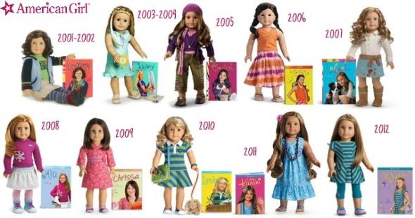 Najbolj zaželene punčke Punca leta - Ameriške punčke-6516