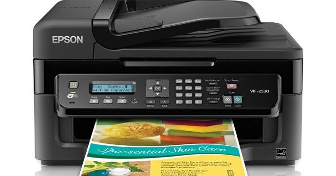 Printer Driver For Epson 2750